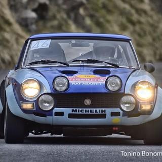 Mentre sta per terminare lo 'Storico' al via il 'Palme' e il Rallye di Sanremo: alle 17 la 'Power stage' in diretta televisiva