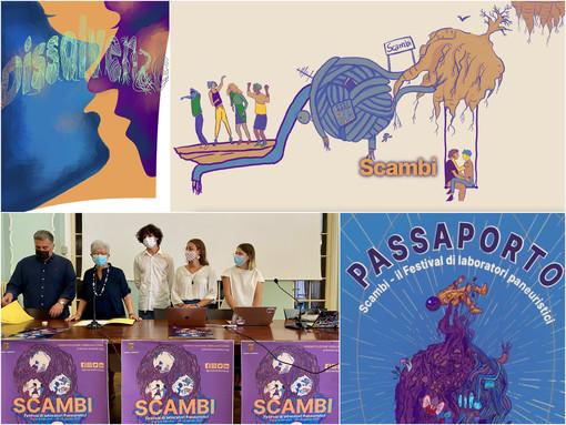 Sanremo: dal 26 al 29 agosto nella Pigna è tempo di 'Scambi', quattro giorni di laboratori e incontri nel cuore del centro storico (Video)