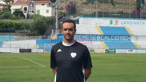 Nicola Ascoli, allenatore della Sanremese