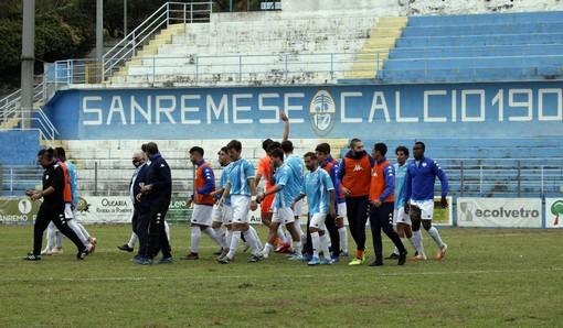 Calcio: per la partita Sanremese - Derthona, ecco i convocati biancoazzurri