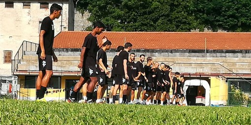 Calcio, Serie D. Sanremese, si continua a preparare la stagione nel ritiro di Ormea: il report del quinto giorno