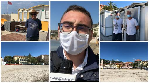 Spiagge libere attrezzate istruzioni per l'uso: come sarà l'estate negli stabilimenti di Arma di Taggia?