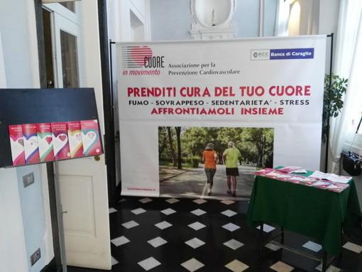 Sanremo: è terminata con un grande successo di partecipazione la settimana della 'Prevenzione Cardiovascolare' (Foto)