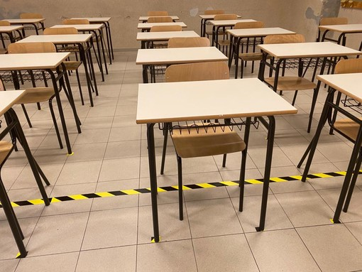 Coronavirus: altri due casi di positività nelle scuole della provincia, entrambi nel distretto ventimigliese