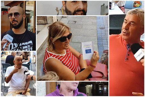 Sanremo: 'Green pass' si o no? Abbiamo fatto un giro tra commercianti e clienti per sapere cosa ne pensano (Video)