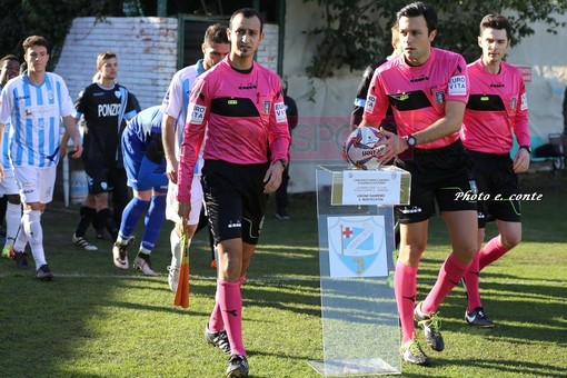 Calcio, Coppa Italia Serie D: Senthuran Lingamoorthy di Genova arbitrerà il sentito derby Sanremese-Savona