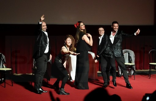 Grande successo di pubblico ieri sera al Teatro del Casinò per 'Sanremo Musical' versione concerto (Foto e Video)