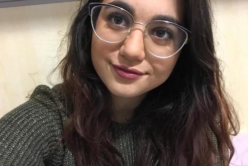 Syria Raimondo, studentessa del Liceo G.D. Cassini di Sanremo