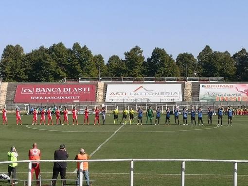 Serie D, Imperia calcio. Castaldo acciuffa l'Asti nel finale. L'Imperia impatta 1-1 al 'Bosia' e interrompe la striscia negativa