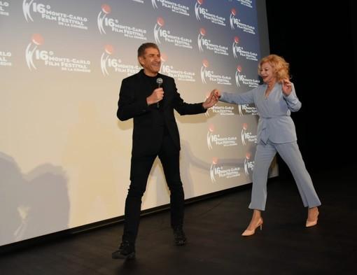 16° Monte-Carlo Film Festival de la Comédie, oggi l'atteso omaggio a Sandra Milo mentre domani c'è la Masterclass