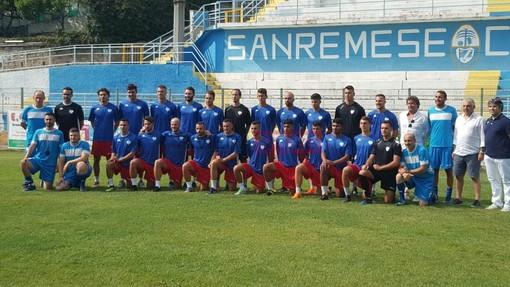 Calcio, Serie D. Sanremese 2019/2020 Day al Casinò: alle 12.00 la presentazione ufficiale della Prima Squadra