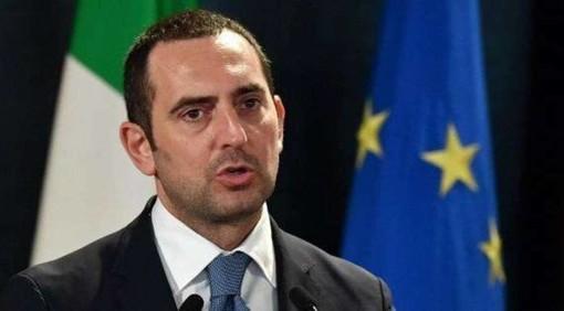 Vincenzo Spadafora, Ministro dello Sport