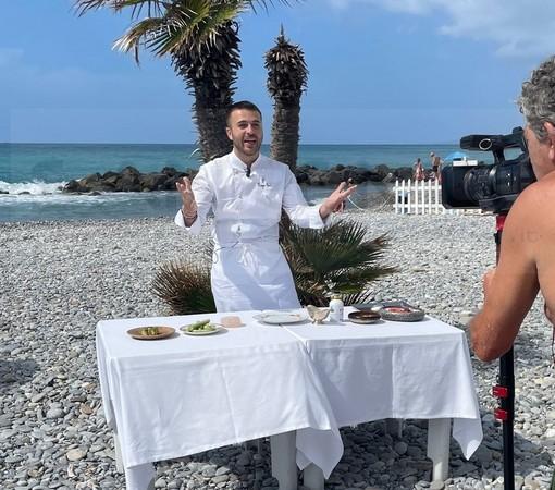 Ventimiglia torna protagonista su Italia 1 grazie allo chef Diego Pani: sarà ospite del Tg Studio Aperto (Foto)