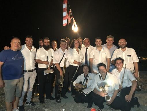 """Grande festa a San Bernardo per il Santo Patrono con la Banda Musicale """"Città di Ventimiglia"""""""