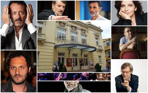 Ventimiglia: nomi di grande richiamo per la stagione autunnale ed invernale al teatro comunale della città di confine