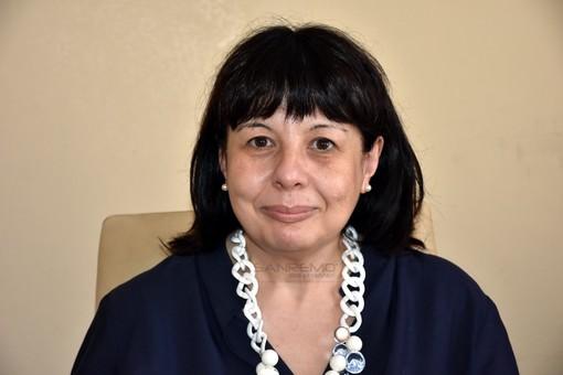Sanremo: il benvenuto del presidente Domenico Alessi al nuovo Segretario Comunale Stefania Caviglia