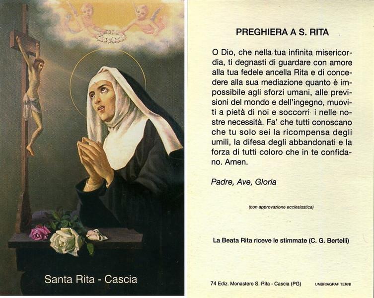 Taggia: Festa di S. Rita al convento dei Cappuccini, le foto ...