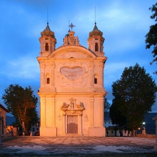 Sanremo: domani al Santuario della Madonna della Costa visita guidata ai 'tesori' restaurati