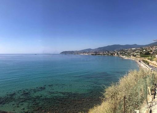 """Sanremo punta alla Bandiera Blu per l'estate 2019, Nocita: """"Lavori sulla fogna e pulizia dei torrenti per migliorare la qualità dell'acqua"""""""