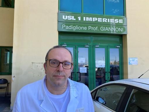 """Covid: Giovanni Cenderello rassicura """"La situazione migliore da 15 mesi a questa parte. E sui sanitari che non si sono vaccinati..."""""""