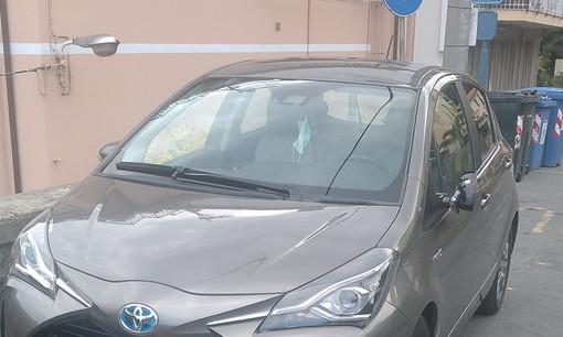Sanremo: specchietto dell'auto rotto da un altro mezzo, ora chiede le immagini delle telecamere