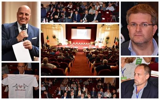 Sanremo: al via gli 'Stati Generali del Turismo di Fratelli d'Italia', ospiti illustri al Casinò (Foto e Video)
