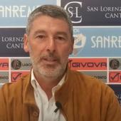 """Sanremese calcio, il presidente Alessandro Masu lancia un messaggio agli ex Del Gratta e Fava:"""" Sarà un bel derby"""" (video)"""