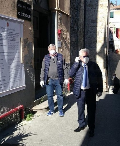 Ventimiglia: al via i lavori di messa in sicurezza delle scuole 'Cavour', il prossimo anno 140 alunni torneranno 'a casa' (Foto)