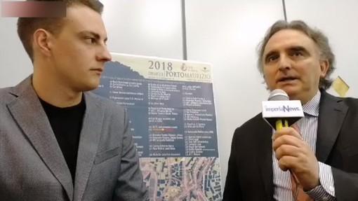 Senti chi parla: primo ospite della settimana Riccardo Caratto, presidente del Civ di Porto Maurizio (Video)