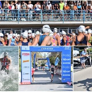 Con il Sanremo Olympic Triathlon: un weekend all'insegna dello sport con 1750 atleti in città (Foto)