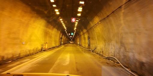Tunnel di Tenda: chiuso per più un'ora per un problema tecnico