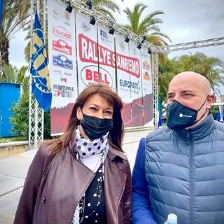Simona Ferro e Gianni Berrino