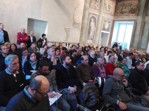 Sanremo: grande partecipazione al seminario 'Soluzioni abitative ad alta efficienza energetica passivhaus'
