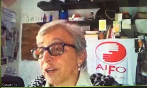 Sanremo: all'istituto 'Colombo' incontro a distanza con Susanna Bernoldi