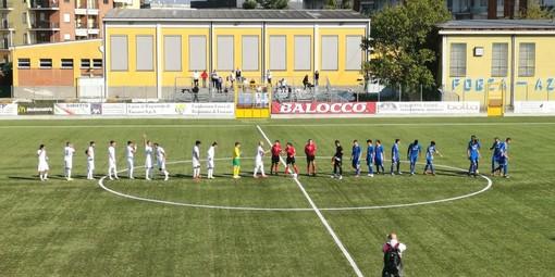 Serie D, Sanremese calcio. C'è ancora Vita! L'attaccante e Anastasia confezionano la vittoria a Fossano per 3-2