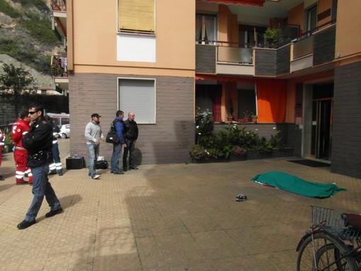 Ventimiglia: tronca la sua vita lanciandosi dal tetto di un palazzo, muore a 26 anni Stefano Rufo