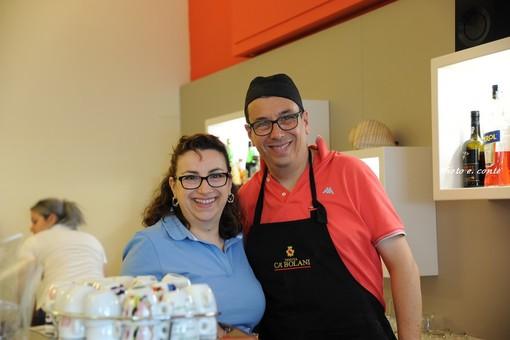 Barbara e Sergio (fotogallery Eugenio Conte)