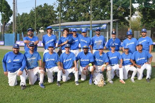 Baseball: ottimi risultati per il Sanremo nel fine settimana, in Serie C prima squadra in vetta alla classifica (Foto)