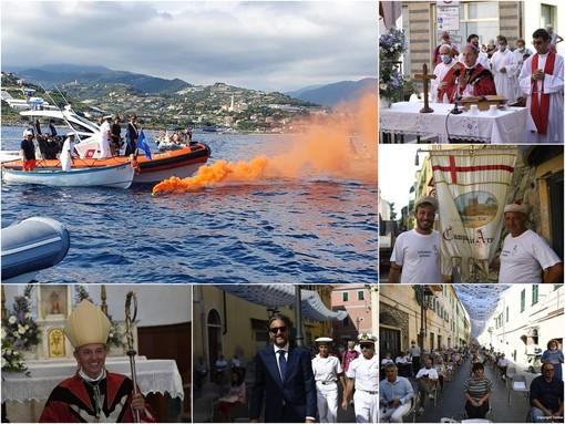 Le immagini delle celebrazioni (Foto Tonino Bonomo)