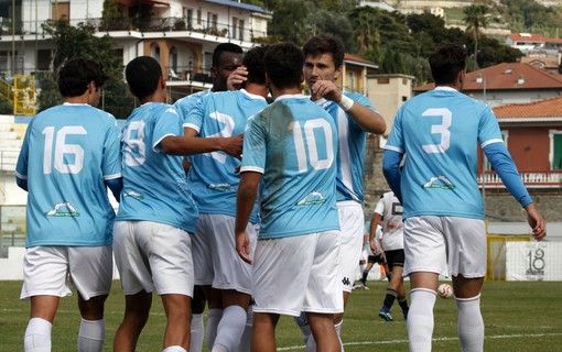 Calcio, Serie D. Test in famiglia con la Sanremese, mirino puntato al recupero con il  Saluzzo di domenica prossima