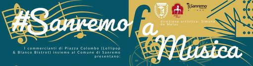 Sanremo: in piazza Colombo, piazza Bresca e Porto Vecchio torna la musica, concerti dal 14 luglio a fine agosto