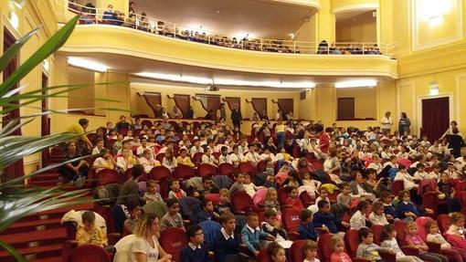 Sanremo: anche quest'anno l'appuntamento dell'Orchestra Sinfonica dedicato alle scuole del comprensorio