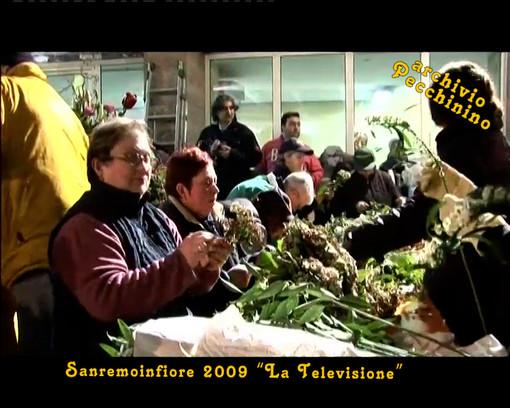 Sanremoinfiore 2009: riviviamo il Corso Fiorito dal tema 'La televisione'