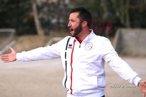 Simone Siciliano, allenatore della Sanstevese