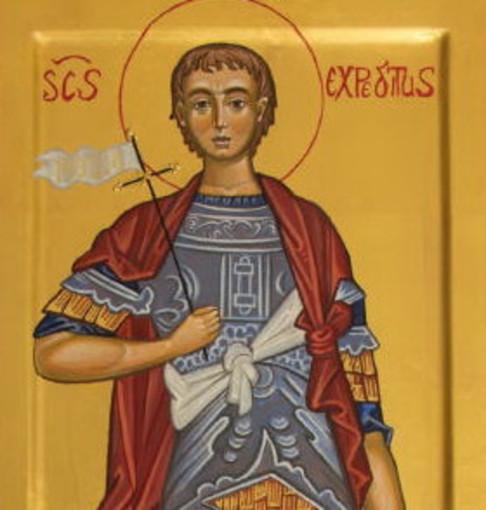 Sanremo: domenica prossima alla 'Chiesa di Tutti i Santi' la benedizione della statua di Sant'Espedito