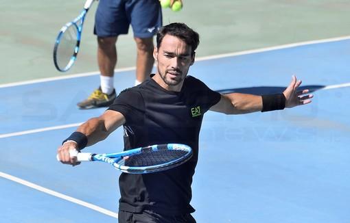 Il tennista armese Fabio Fognini positivo al Covid-19: non potrà giocare l'Atp 250 in Sardegna