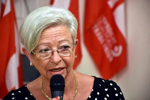 Costanza Pireri, assessore ai Servizi Sociali del Comune di Sanremo