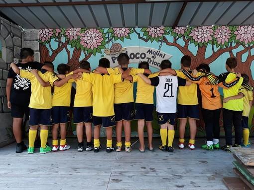 Calcio giovanile. Giornata speciale per i Pulcini 2008 del Taggia
