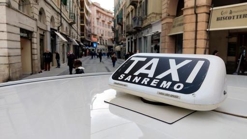 Sanremo: mancanza dell'auto sostitutiva per il consorzio taxi, Claudio Delle Monache (Confartigianato) rilancia la questione