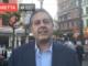 Giovanni Toti in diretta da piazza Bresca